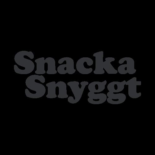 Snacka Snyggt logo