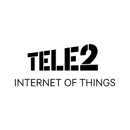 Tele2 IoT logo